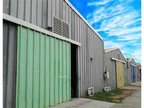 Arriendo Bodegas Coquimbo de 900 m2 a 0,09 UF/m2