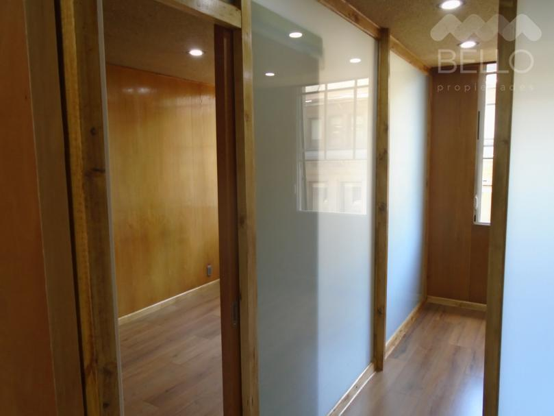 Arriendo Oficina 76 m2 6P+4B Agustinas - Ahumada $920.000