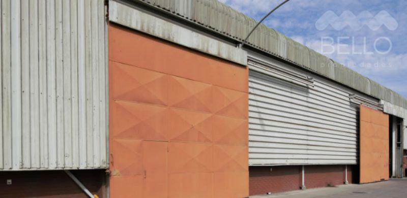 Arriendo Bodega 300 y 350 m2 en 0,11 UFF/m2 San Joaquin
