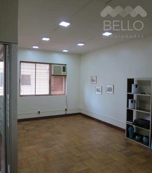 Arriendo oficina Nataniel Cox - Alameda 108 m2 $700.000 Santiago