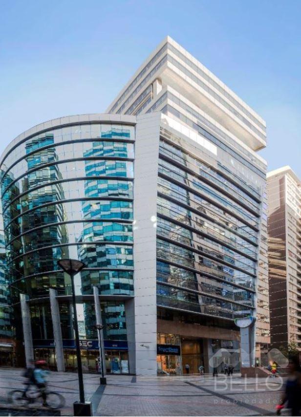 Arriendo Oficina Habilitada Metro Moneda  390,17 m2 UF 171,7