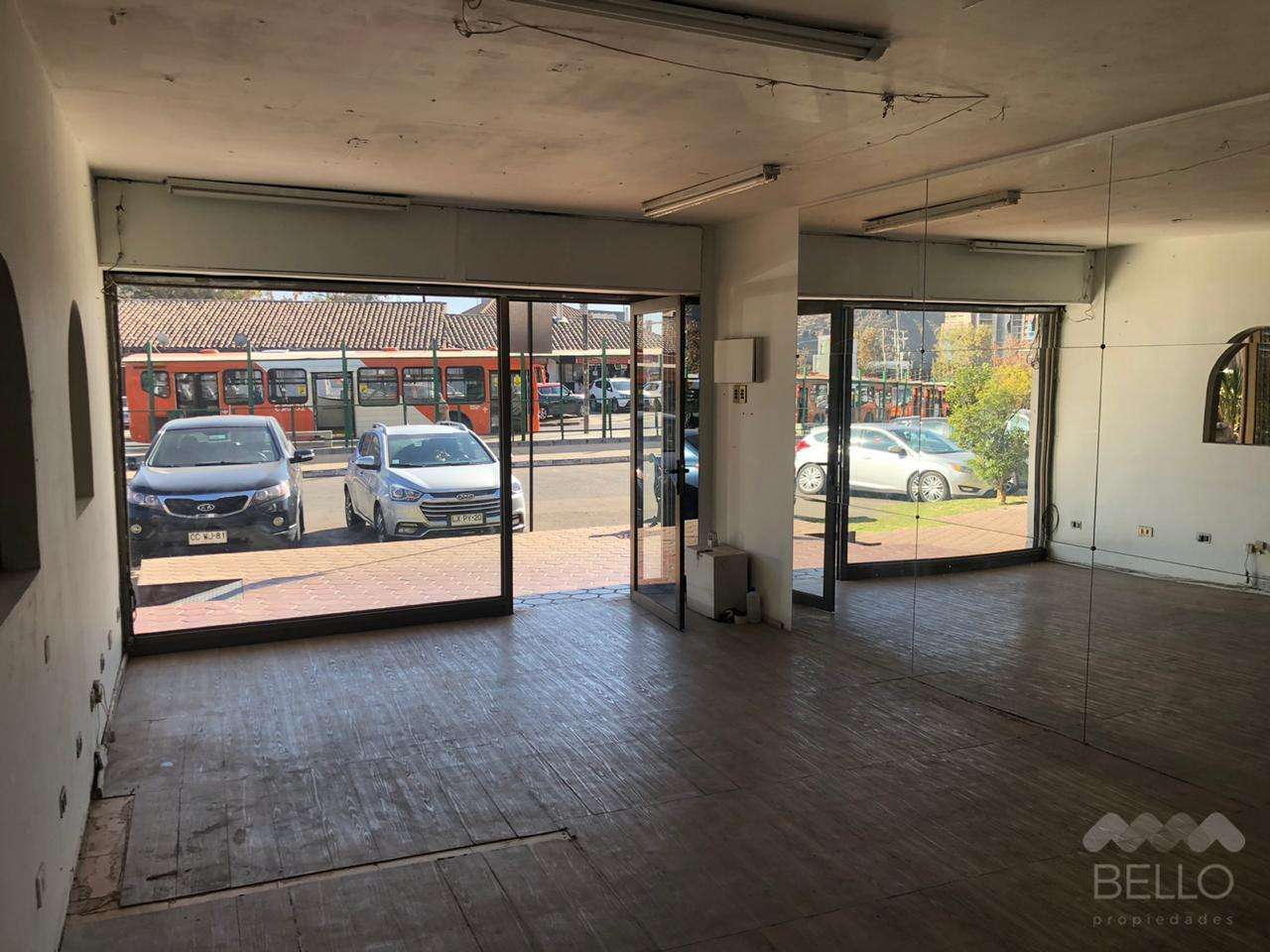 Arriendo Local Cantagallo Las Condes