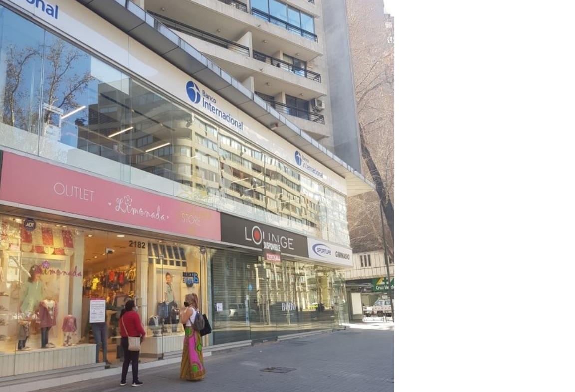 Arriendo local  Nueva Providencia - Lyon