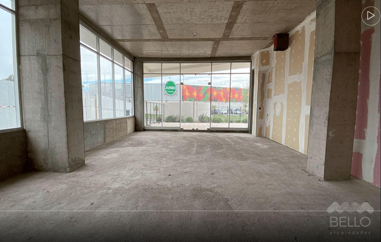 Arriendo Local Chicureo 95,34 m2 UF 66,74 Colina