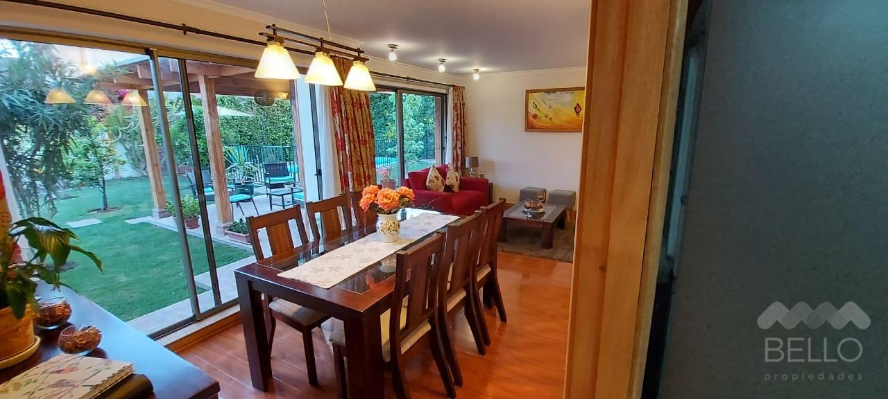 Venta  casa 155/470 Condominio Los Andes UF 7.200