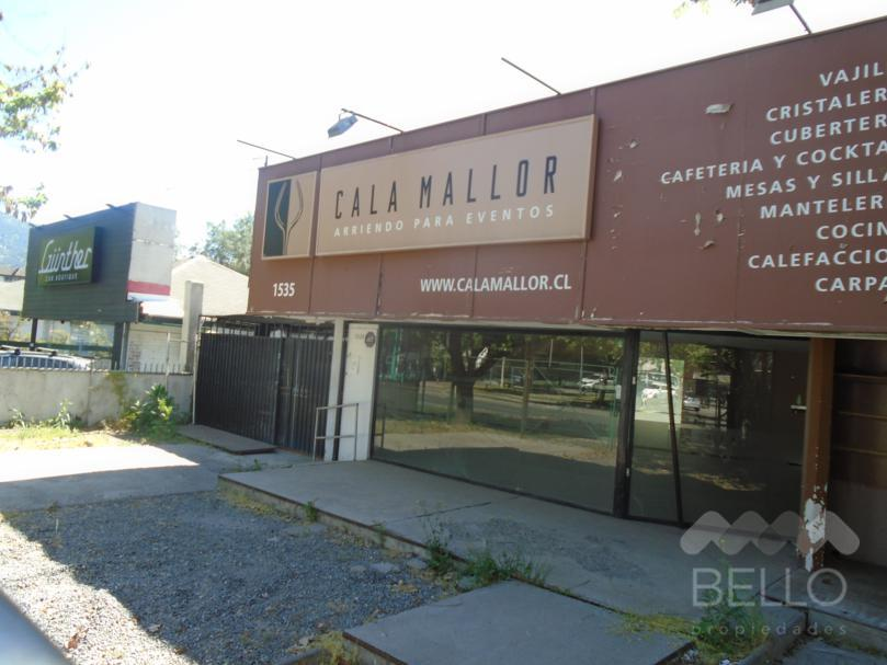 Arriendo Local Padre Hurtado Norte - Mall Alto Las Condes