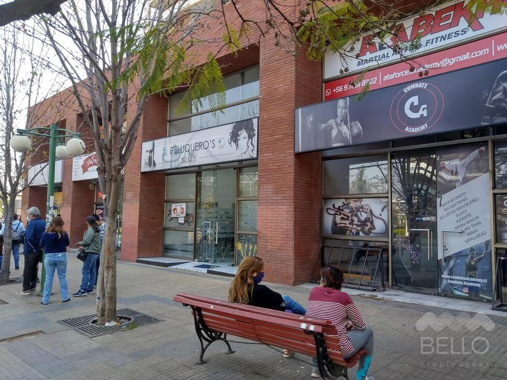 Arriendo Local Irarrazaval - Gorostiaga